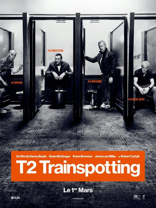T2 Trainspotting : Affiche