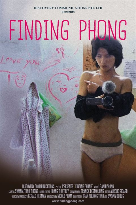 Finding Phong : Affiche