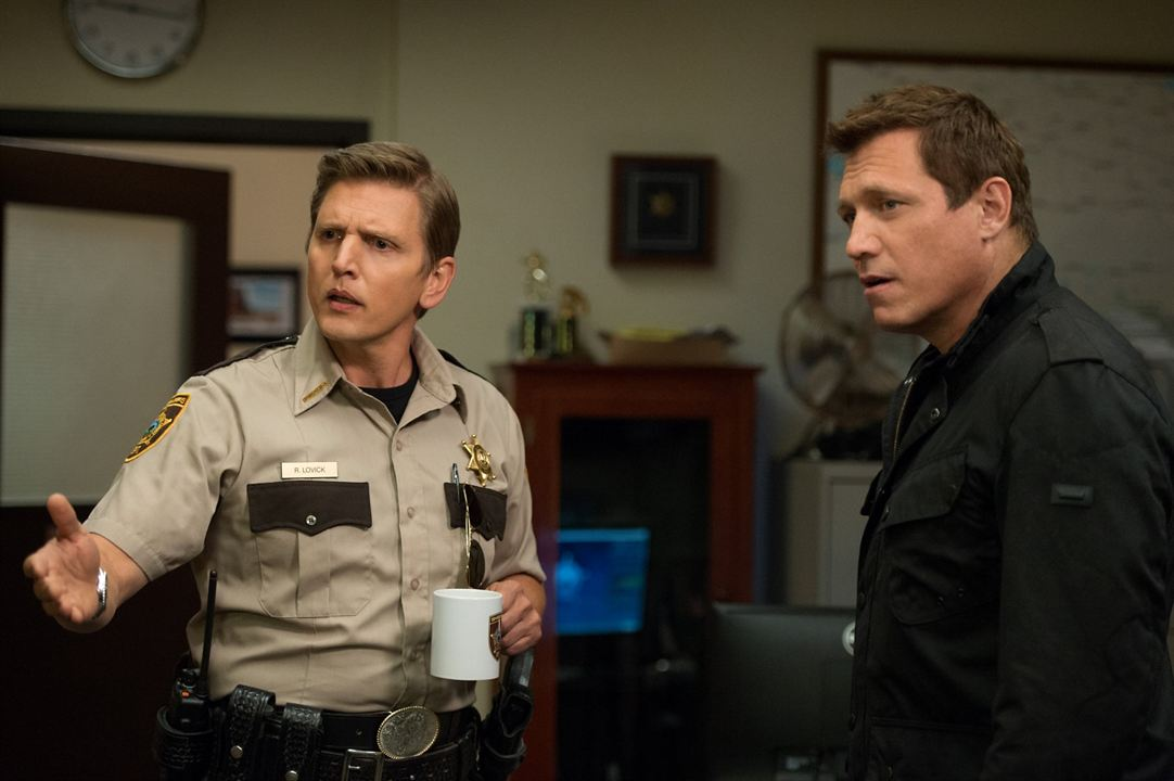 Monster Cars : Photo Barry Pepper, Holt McCallany