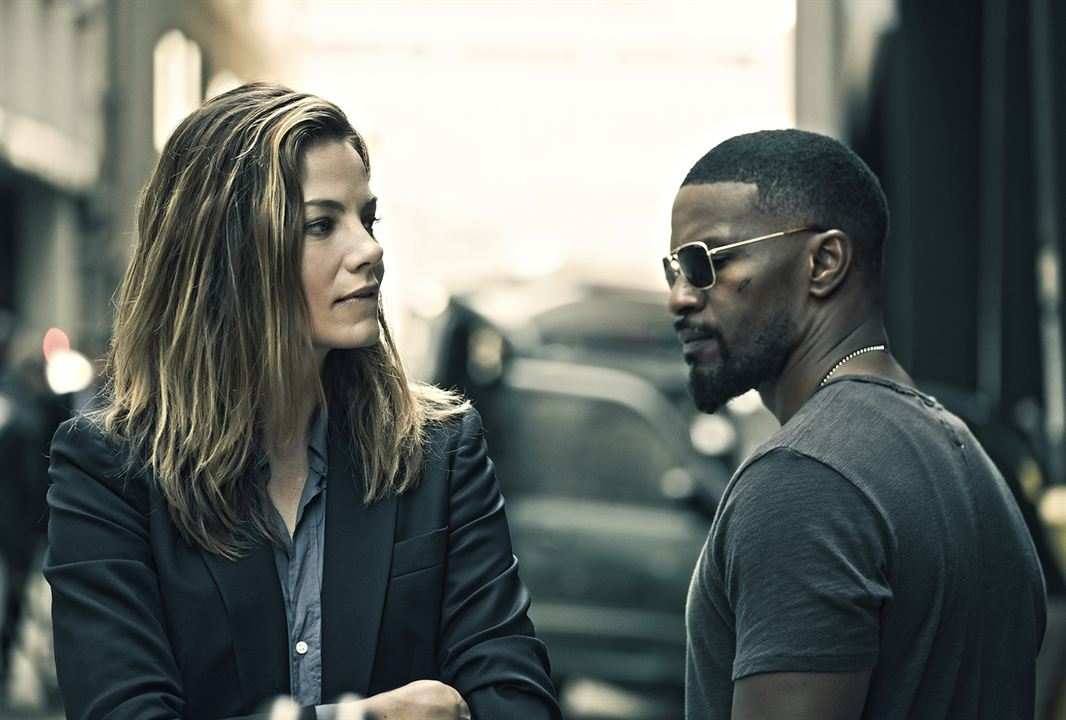 Sleepless : Photo Jamie Foxx, Michelle Monaghan