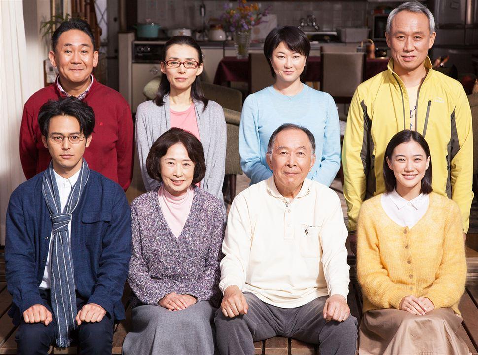 Photo Isao Hashizume, Kazuko Yoshiyuki, Satoshi Tsumabuki, Yû Aoi