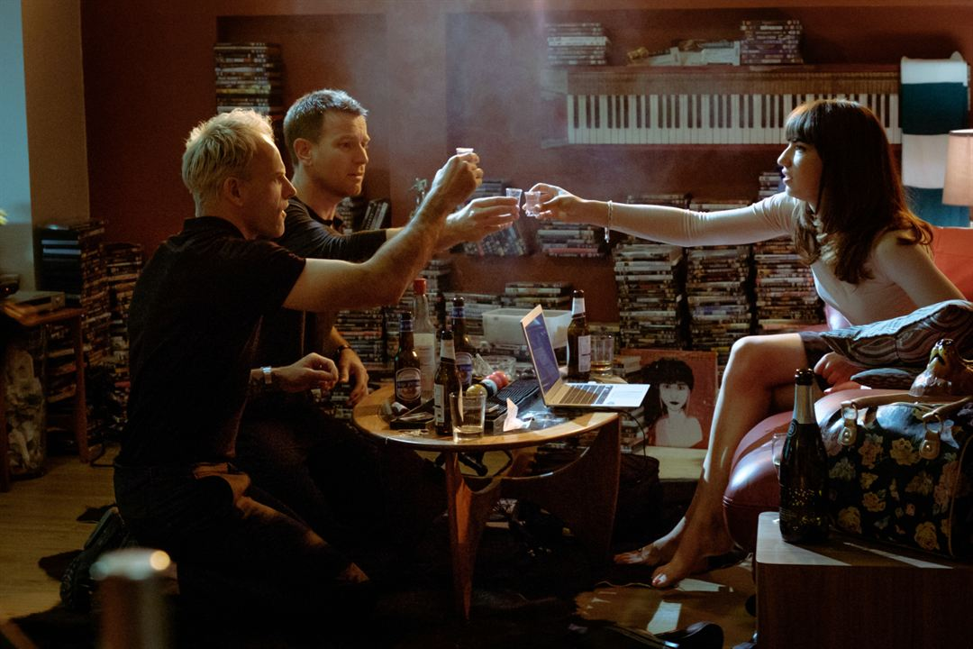 T2 Trainspotting : Photo Anjela Nedyalkova, Ewan McGregor, Jonny Lee Miller
