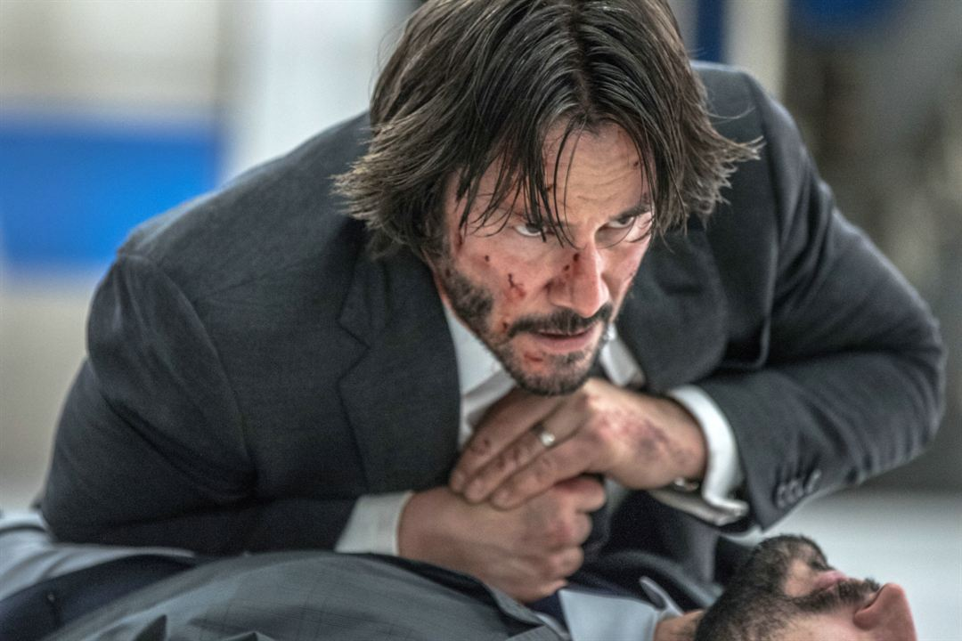John Wick 2 : Photo Keanu Reeves