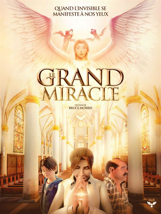 Le Grand Miracle : Affiche
