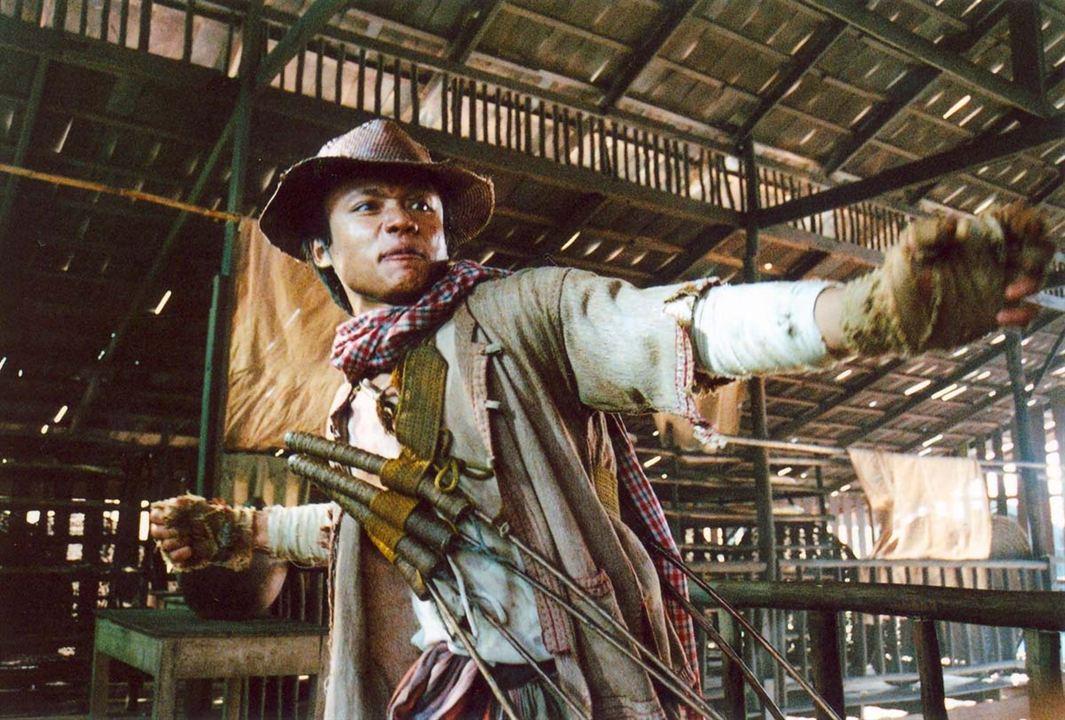 Le Guerrier de feu : Photo Dan Chupong
