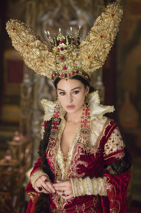 Les Frères Grimm : Photo Monica Bellucci