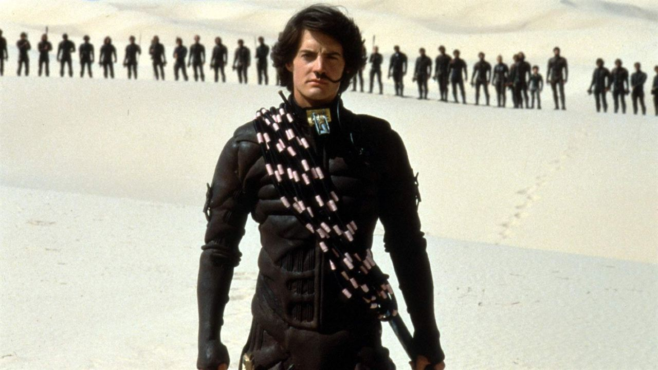 Dune : Photo Kyle MacLachlan