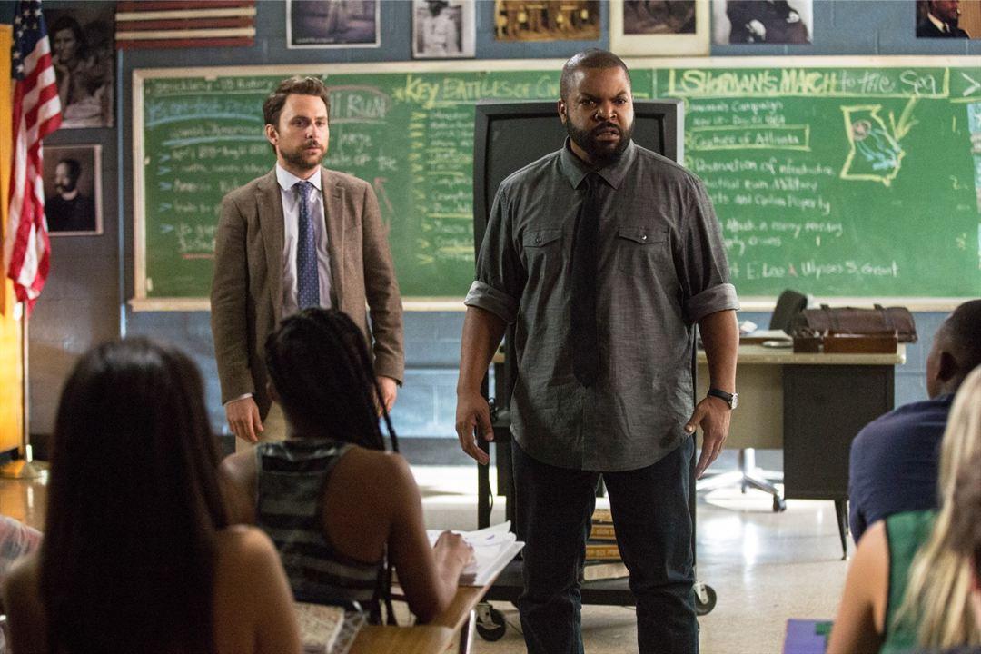 Combat de profs : Photo Charlie Day, Ice Cube
