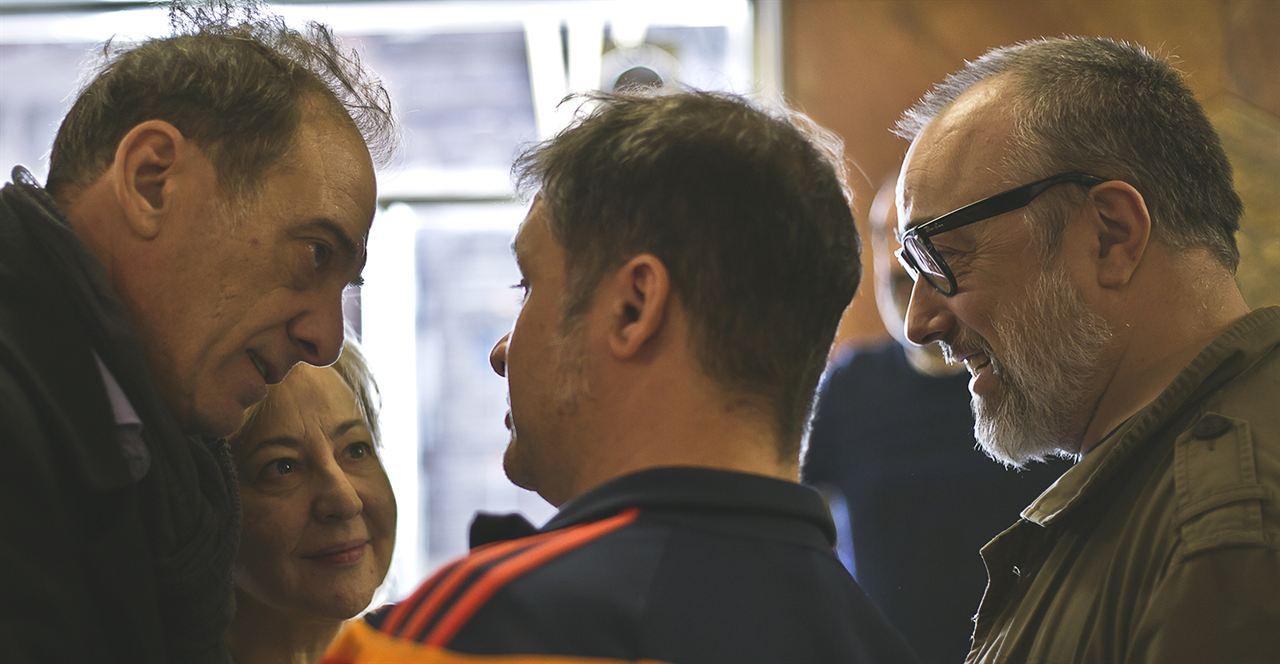 El Bar : Photo Alejandro Awada, Álex de la Iglesia, Carmen Machi, Secun de la Rosa