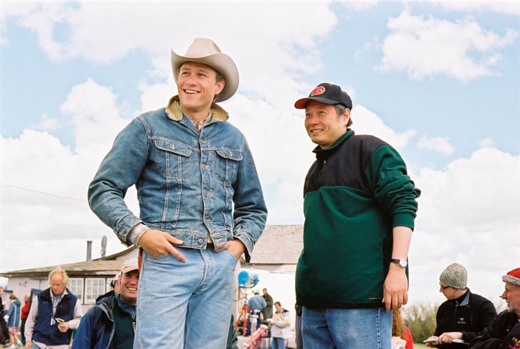 Le Secret de Brokeback Mountain : Photo Ang Lee, Heath Ledger