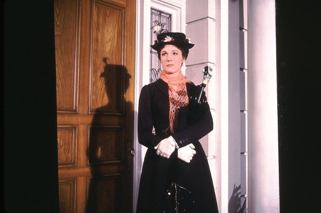 Mary Poppins : Photo Julie Andrews