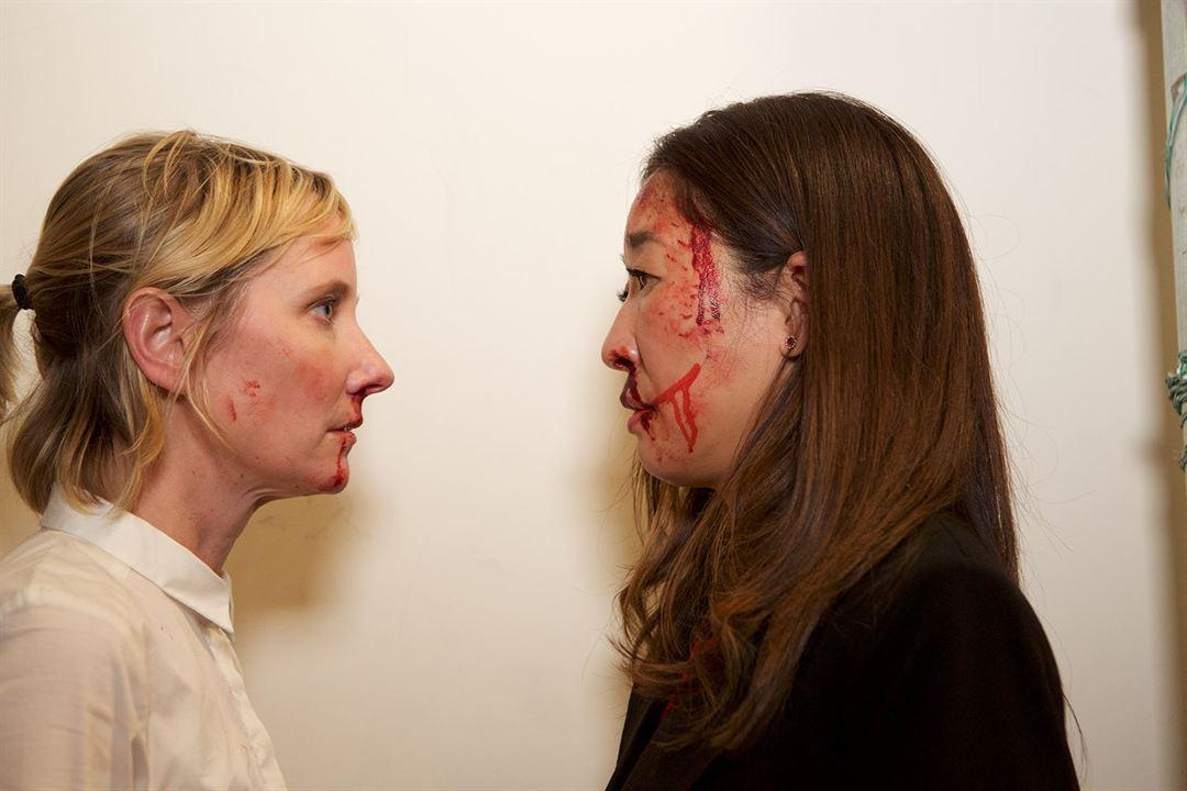 Catfight : Photo Anne Heche, Sandra Oh