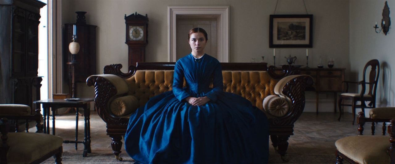 The Young Lady : Photo Florence Pugh