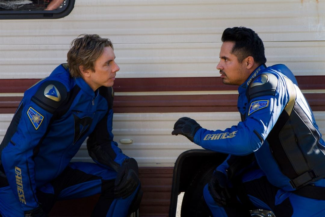CHiPs : Photo Dax Shepard, Michael Peña
