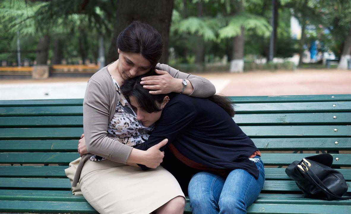 Une Famille heureuse : Photo Ia Shugliashvili
