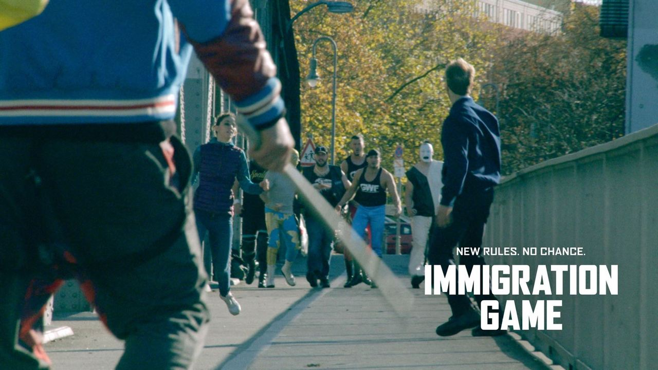 Immigration Game : Photo
