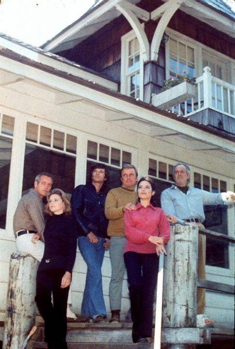 Le Clan des irréductibles : Photo Lee Remick, Michael Sarrazin, Paul Newman, Richard Jaeckel