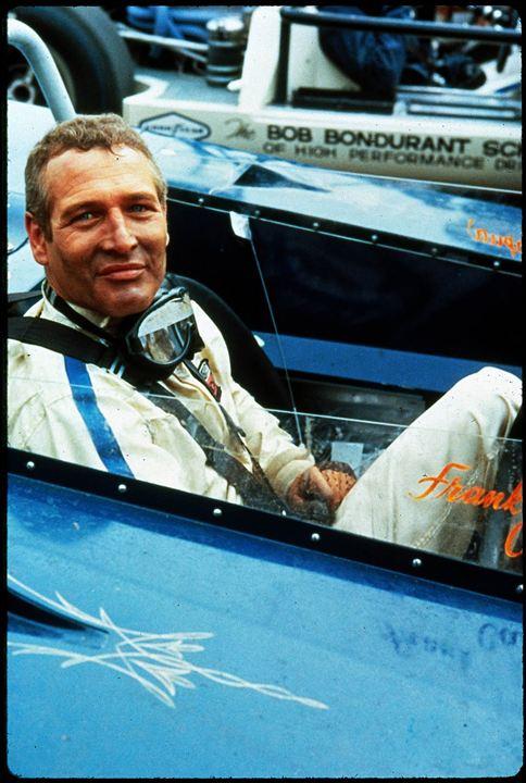 Virages : Photo Paul Newman