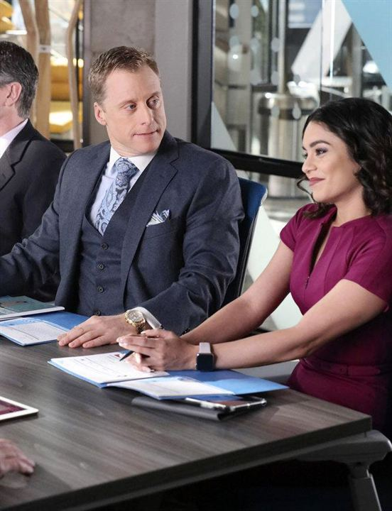 Photo Alan Tudyk, Vanessa Hudgens