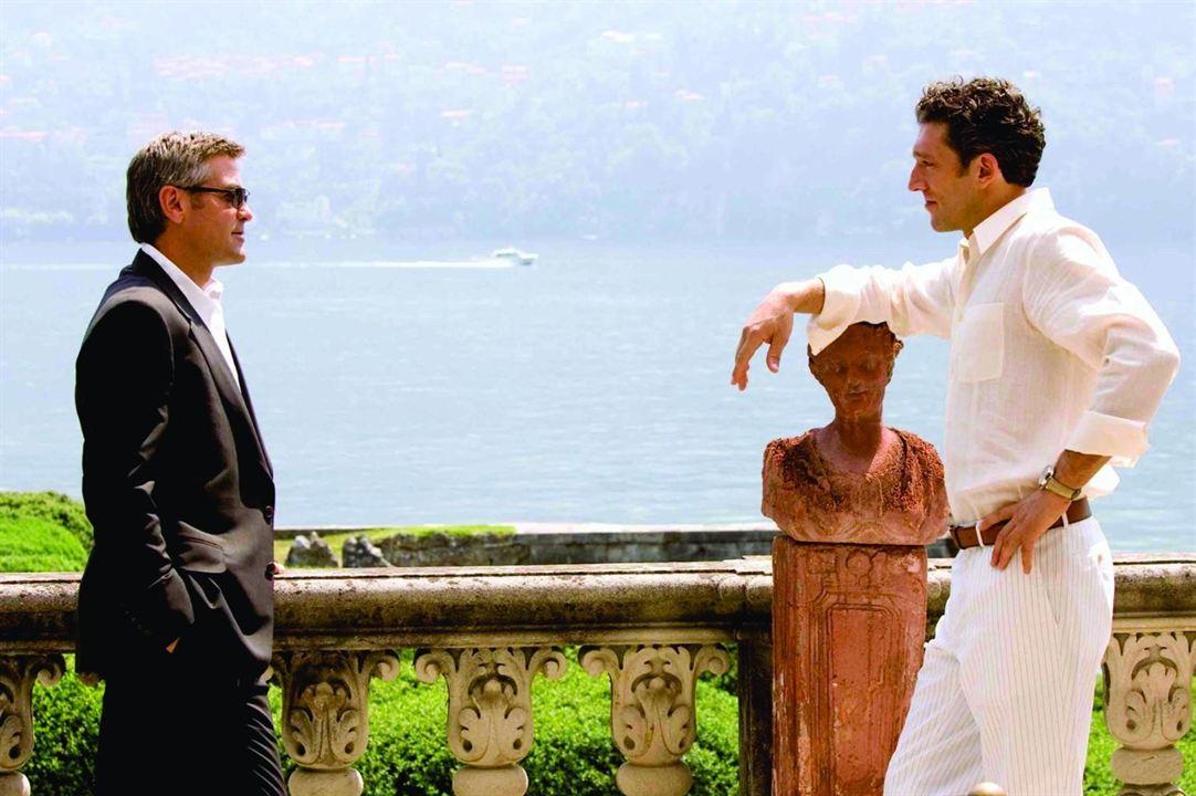 Ocean's Twelve : Photo George Clooney, Vincent Cassel