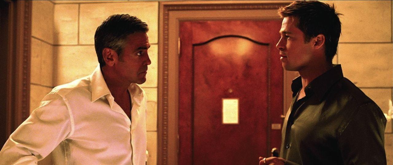 Ocean's 13 : Photo Brad Pitt, George Clooney