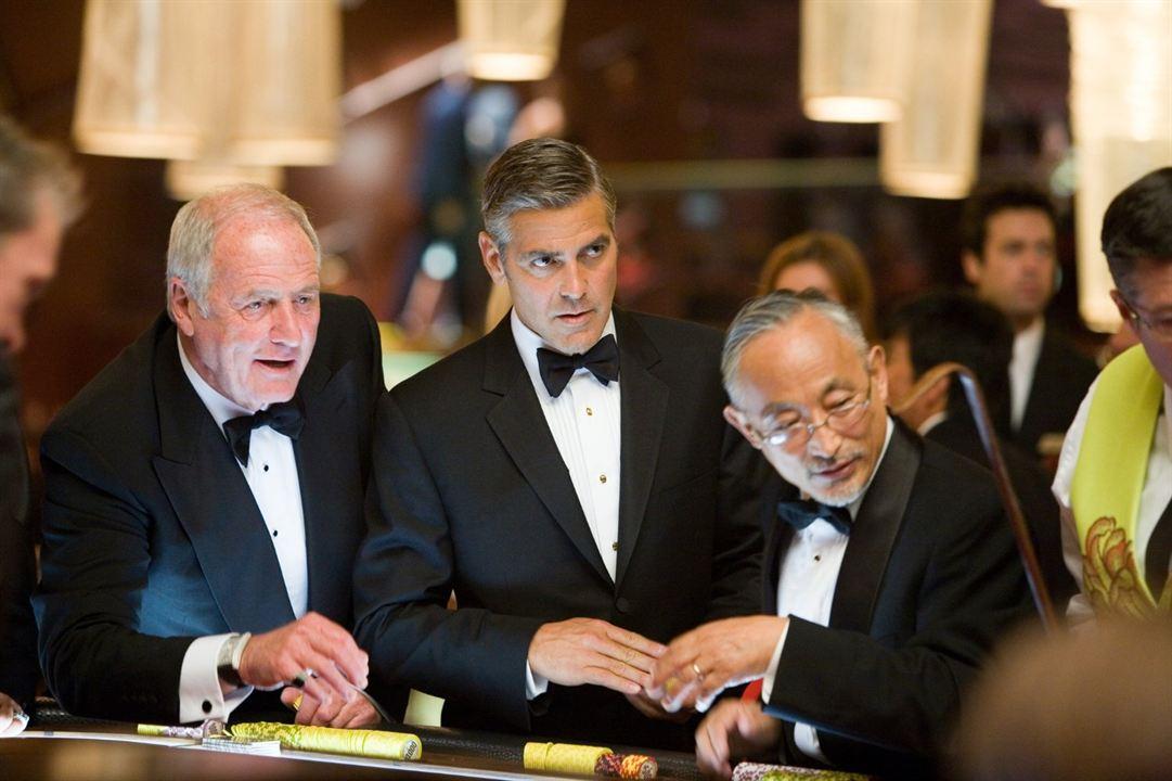 Ocean's 13 : Photo George Clooney, Jerry Weintraub