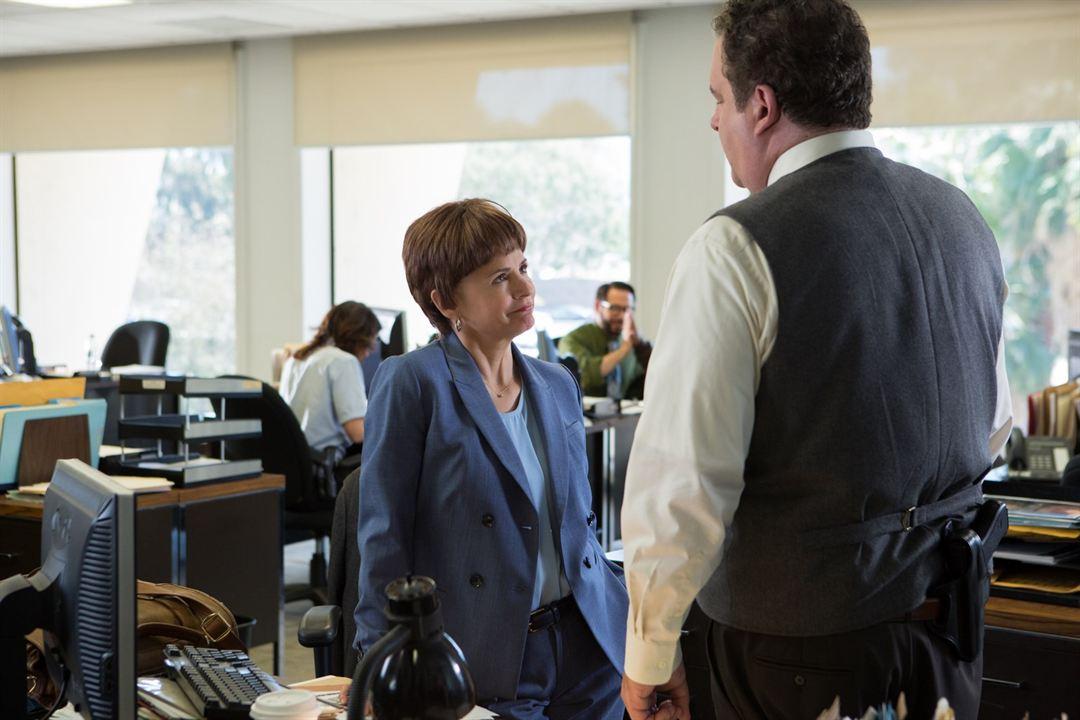Handsome : Une comédie policière Netflix : Photo Amy Sedaris, Jeff Garlin