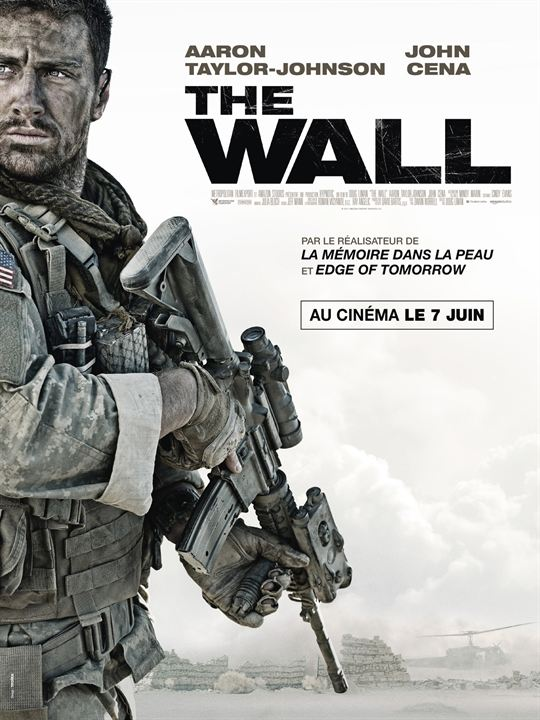 The Wall : Affiche