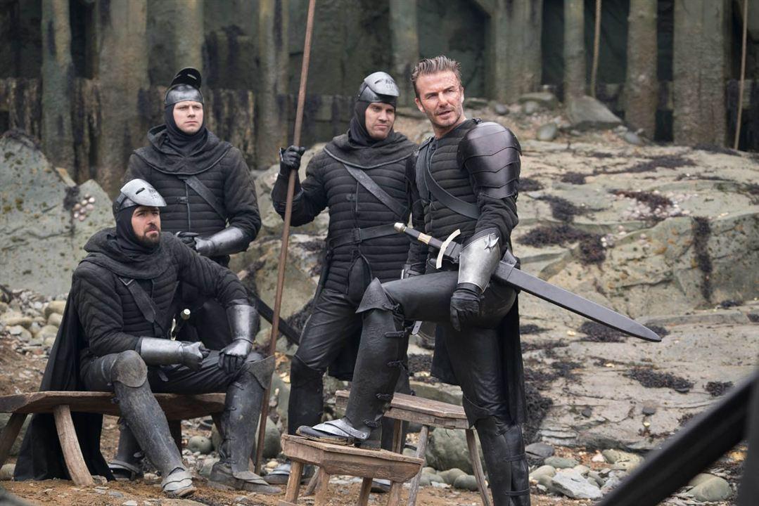 Le Roi Arthur: La Légende d'Excalibur : Photo David Beckham