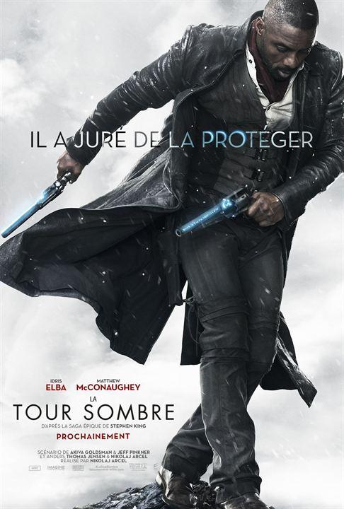 La Tour sombre : Affiche