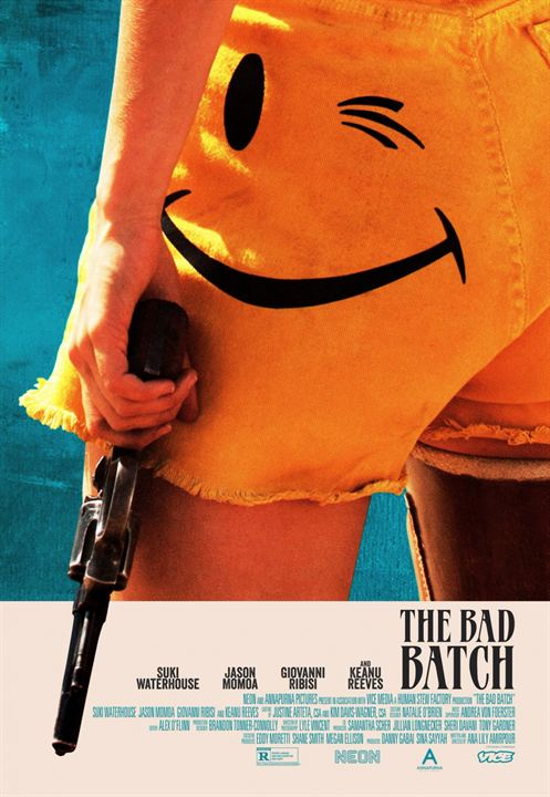 The Bad Batch : Affiche