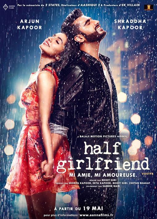 Half Girlfriend : Affiche