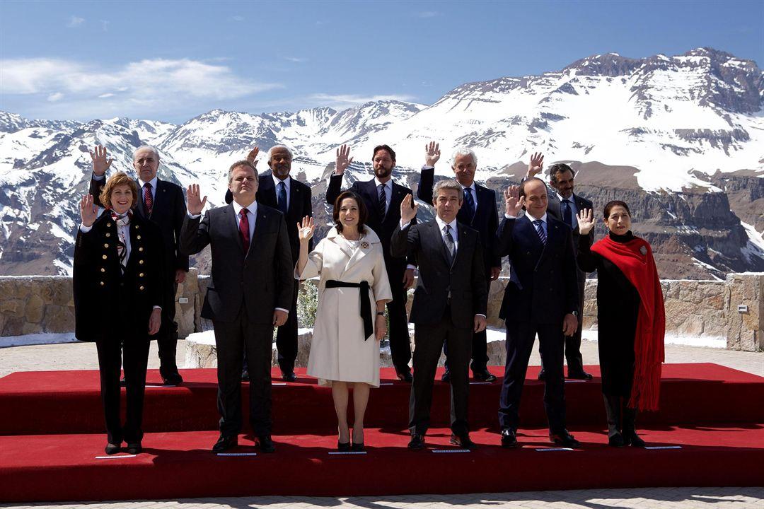 El Presidente : Photo Daniel Giménez Cacho, Elena Anaya, Leonardo Franco, Ricardo Darín