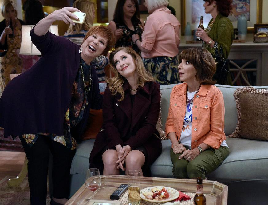 Photo Andrea Martin, Briga Heelan, Vicki Lawrence