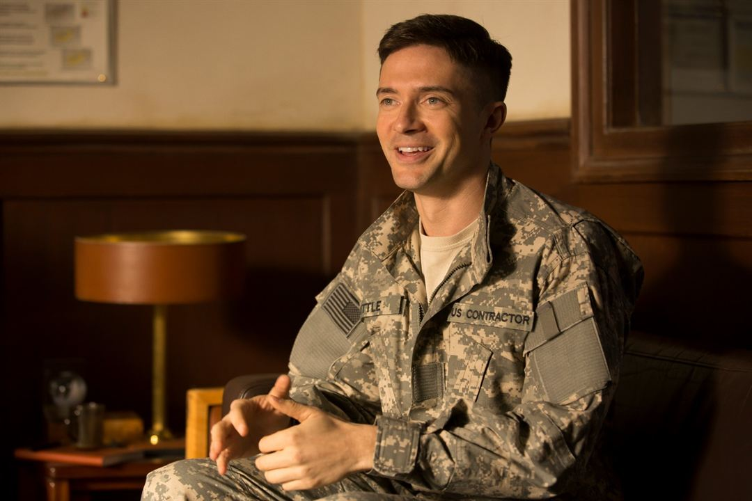 War Machine : Photo Topher Grace