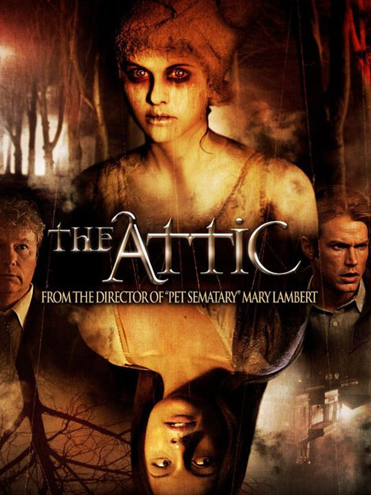 The Attic : Affiche
