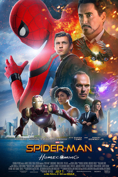 Spider-Man: Homecoming  [TRUEFRENCH - BDRip]