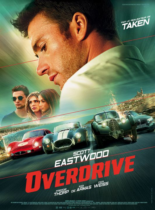 Overdrive : Affiche