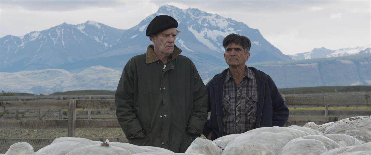 Patagonia, el invierno : Photo Alejandro Sieveking, Pablo Cedrón