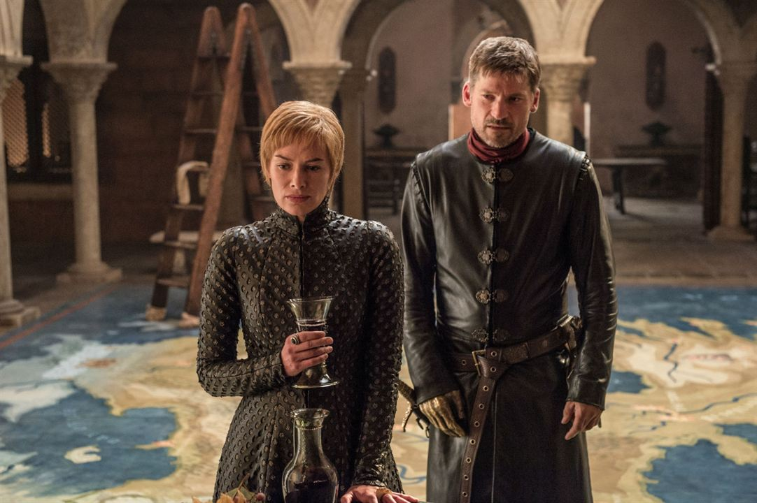 Photo Lena Headey, Nikolaj Coster-Waldau