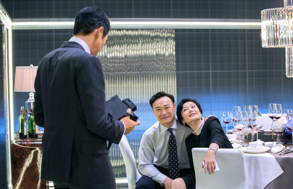 Office : Photo Eason Chan, Sylvia Chang