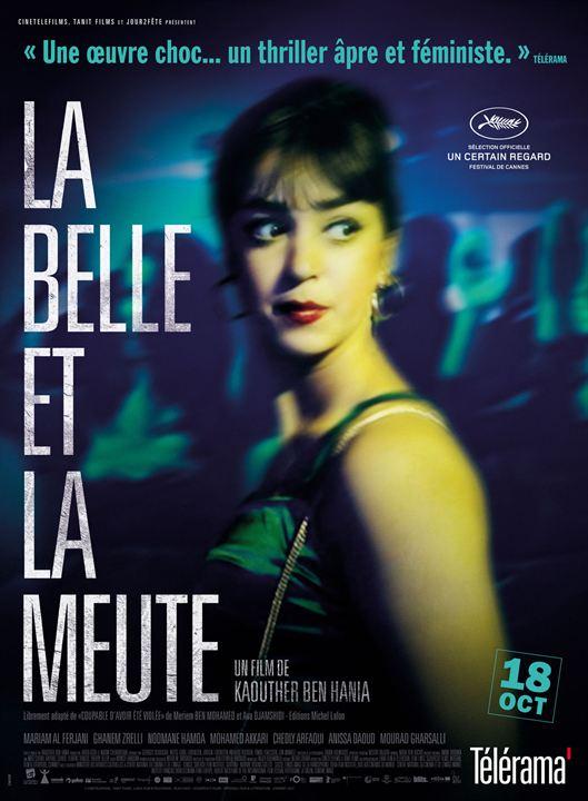 La Belle et la Meute : Affiche