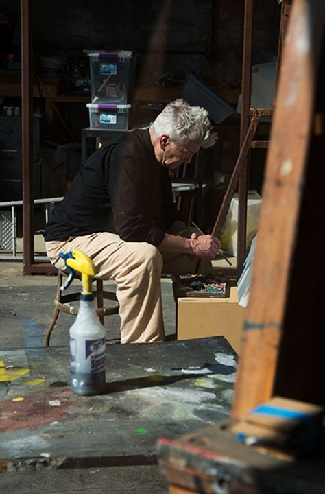 David Lynch: The Art Life : Photo David Lynch
