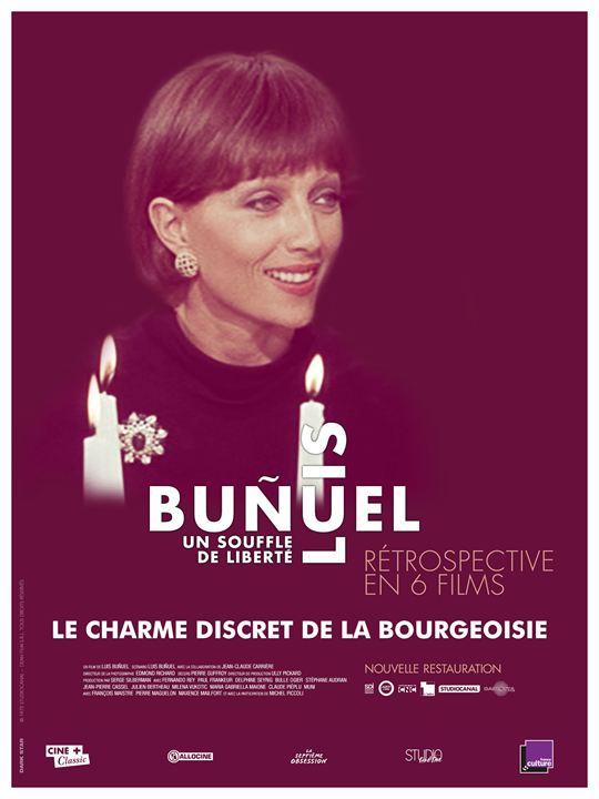 Le Charme discret de la bourgeoisie : Affiche