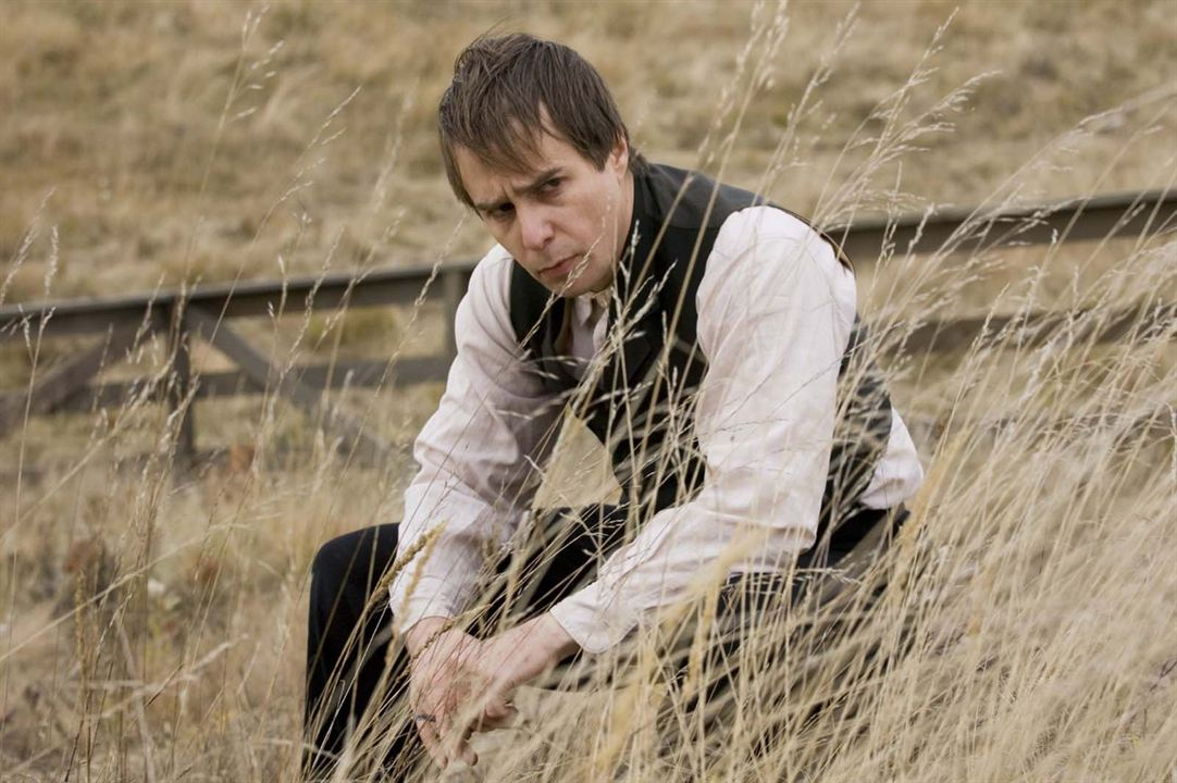 L'Assassinat de Jesse James par le lâche Robert Ford : Photo Andrew Dominik, Sam Rockwell