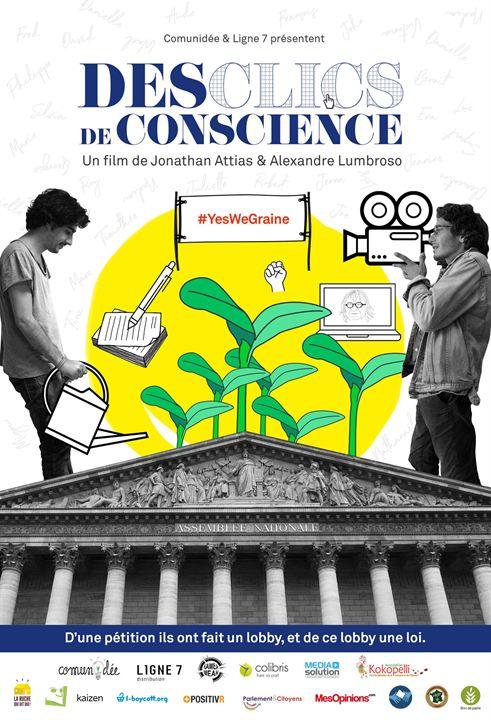 Des Clics de Conscience : Affiche