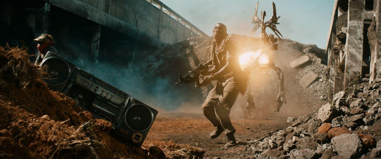 Revolt : Photo