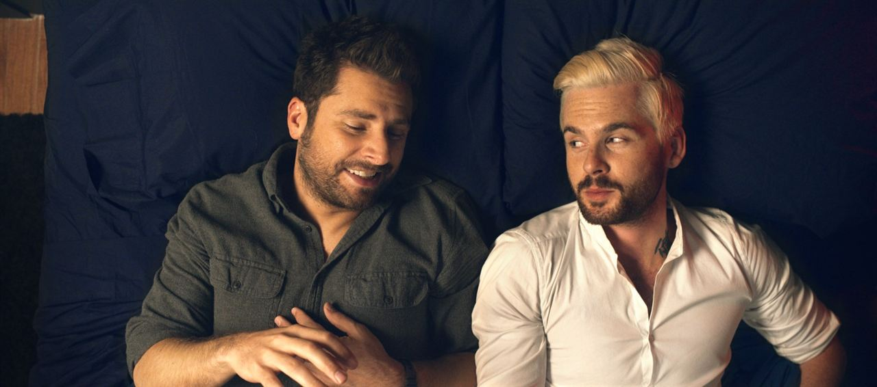 Photo James Roday, Tom Riley