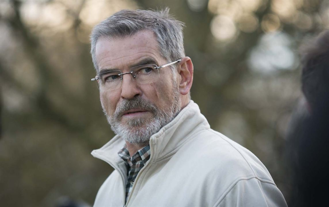 The Foreigner : Photo Pierce Brosnan