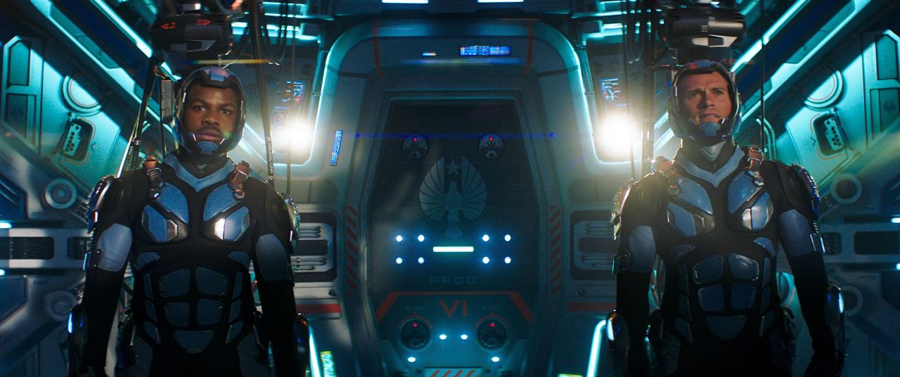 Pacific Rim: Uprising : Photo John Boyega